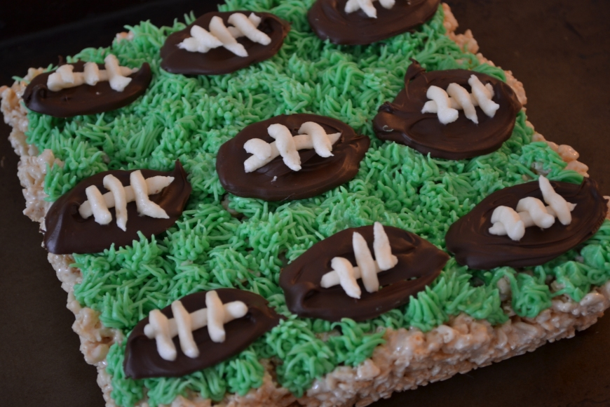 Football Krispies