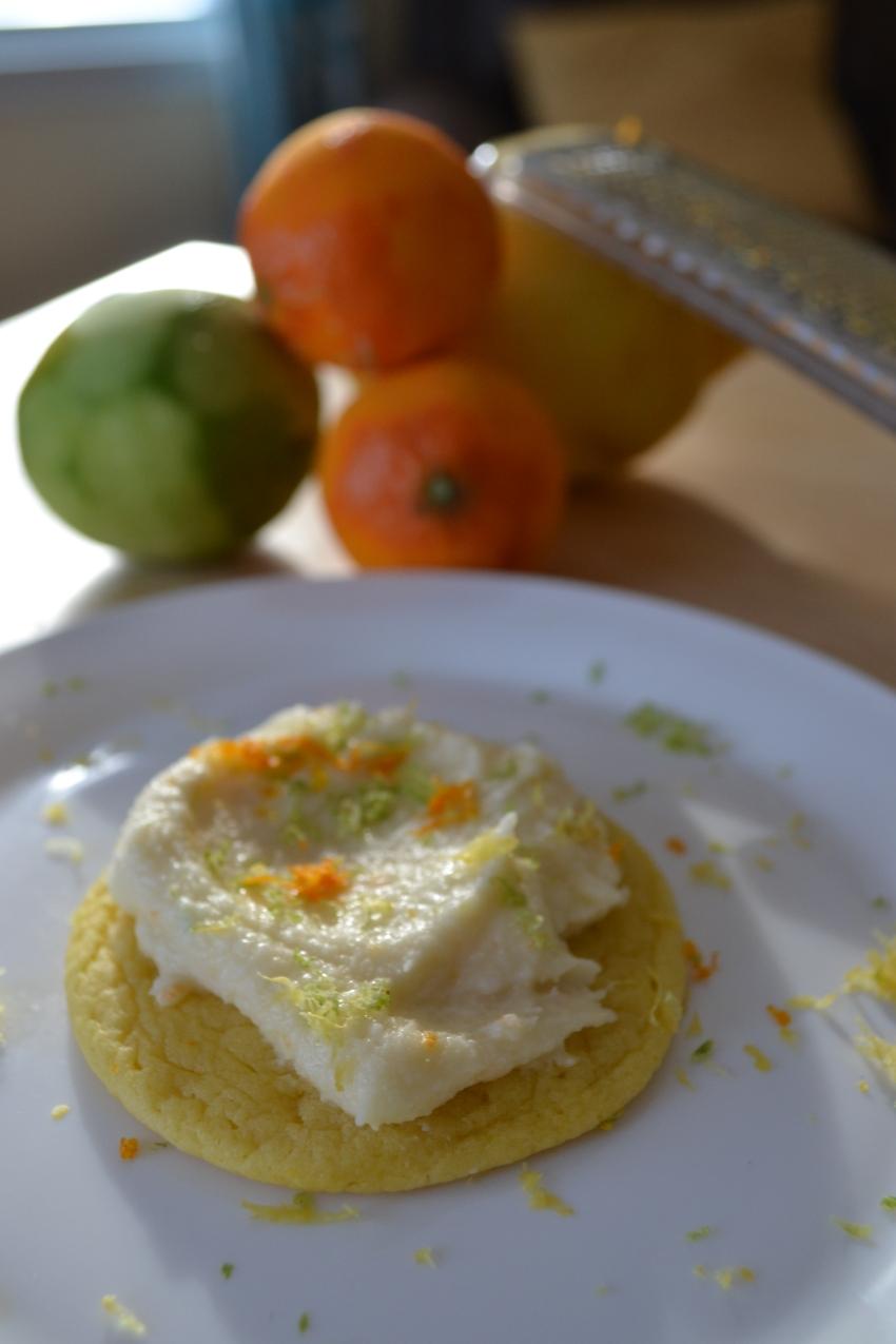 Lemon Cookies Emily Eats Sweet Treats